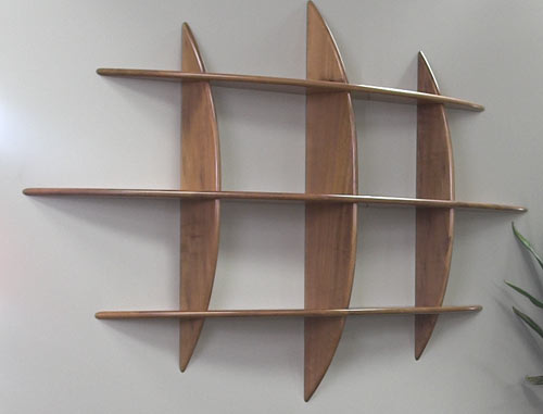 Myrtle Boomerang Shelf