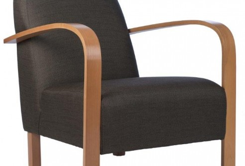 Mondi Chair - shown in Zepel Anthracite