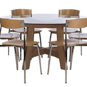 Baba Dining Table & Chairs