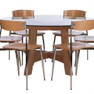 Baba Table and Chairs