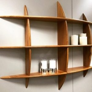 Boomerang Shelf