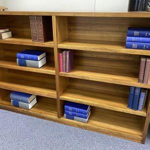 Euro Bookshelf