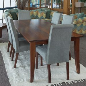 Regent Dining Table in Jarrah