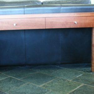 Stafford 2 Drawer Sofa Table