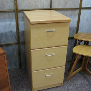 Standard 3 Drawer Filing Cabinet