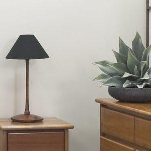 Turned Desk Lamp