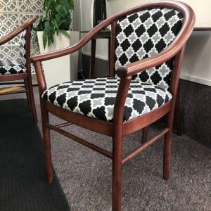 Manuella Padded Back Tub Chair