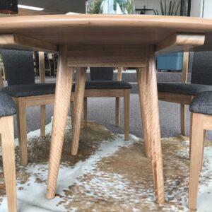 Scandi Round Dining Table