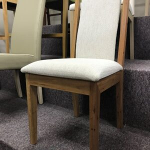 Stafford Padded Back Chair