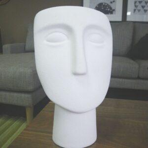 Bust Head Sculpture